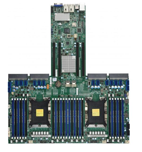 Supermicro 4029GP-TRT2 + X11DPG-OT-CPU 2-Xeon 8-GPU 4U