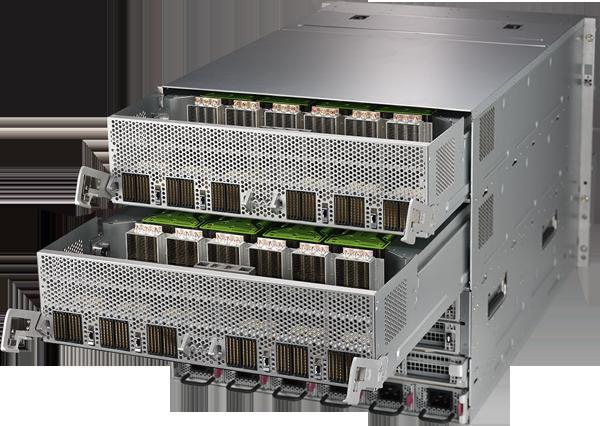 Supermicro 9029GP-TNVRT 16x Tesla V100 SMX2 GPUs